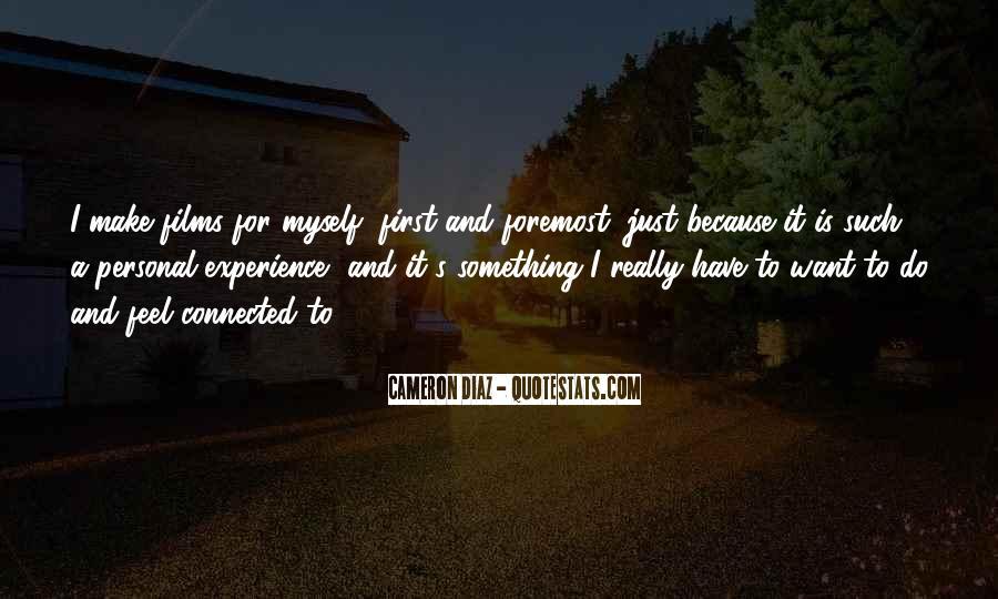 Quotes About Cameron Diaz #210200
