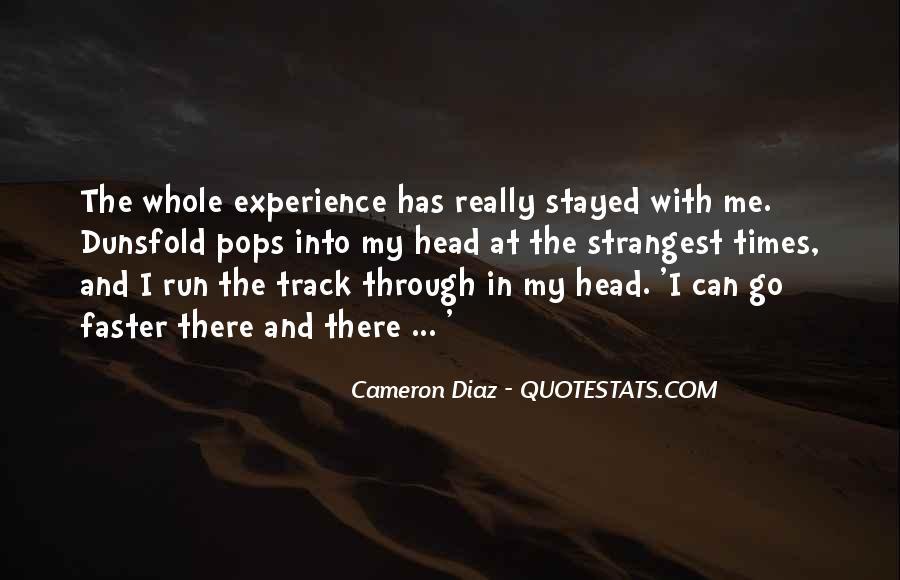 Quotes About Cameron Diaz #238294