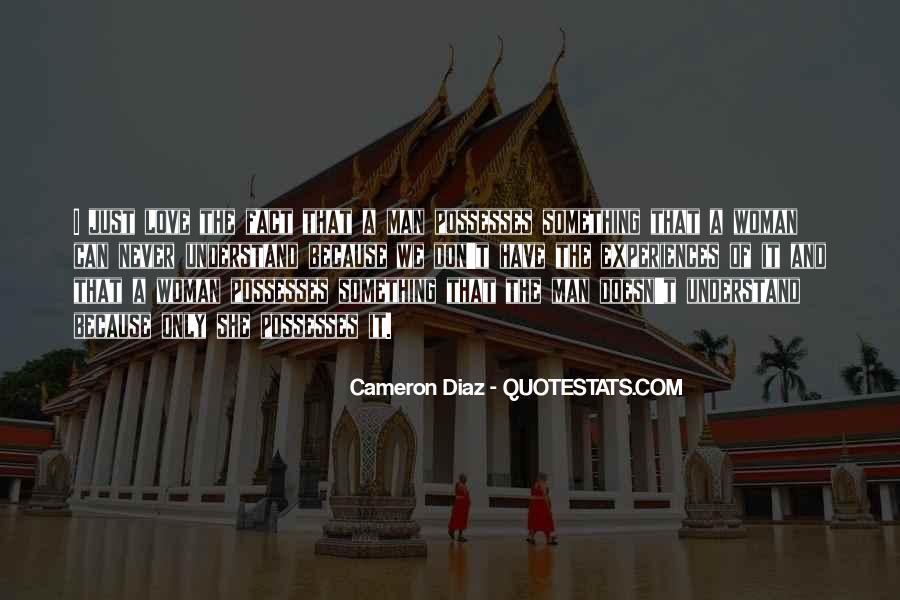Quotes About Cameron Diaz #3256