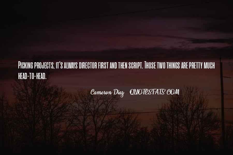 Quotes About Cameron Diaz #350024