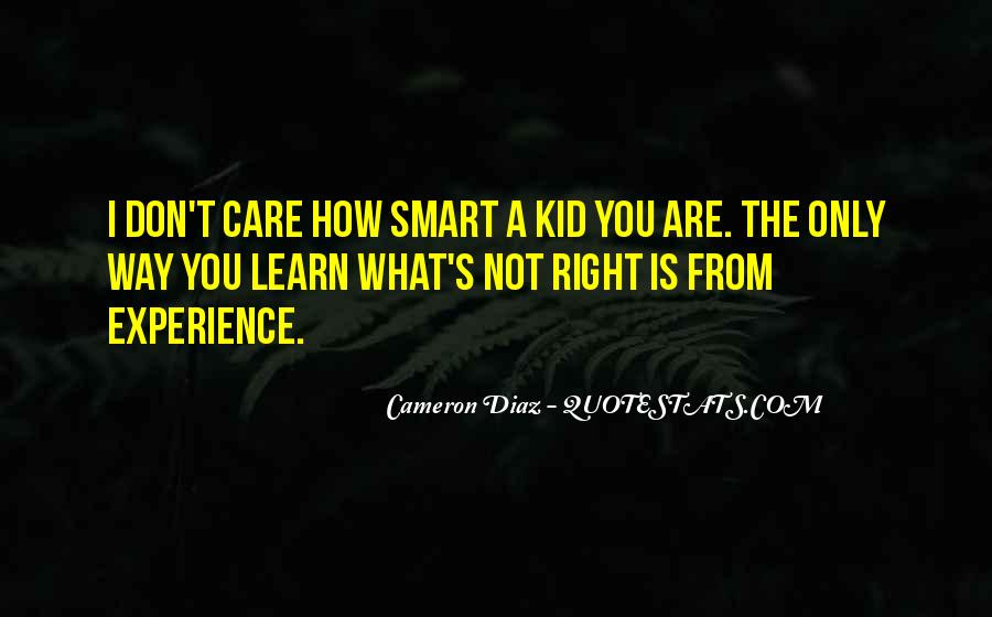 Quotes About Cameron Diaz #436297