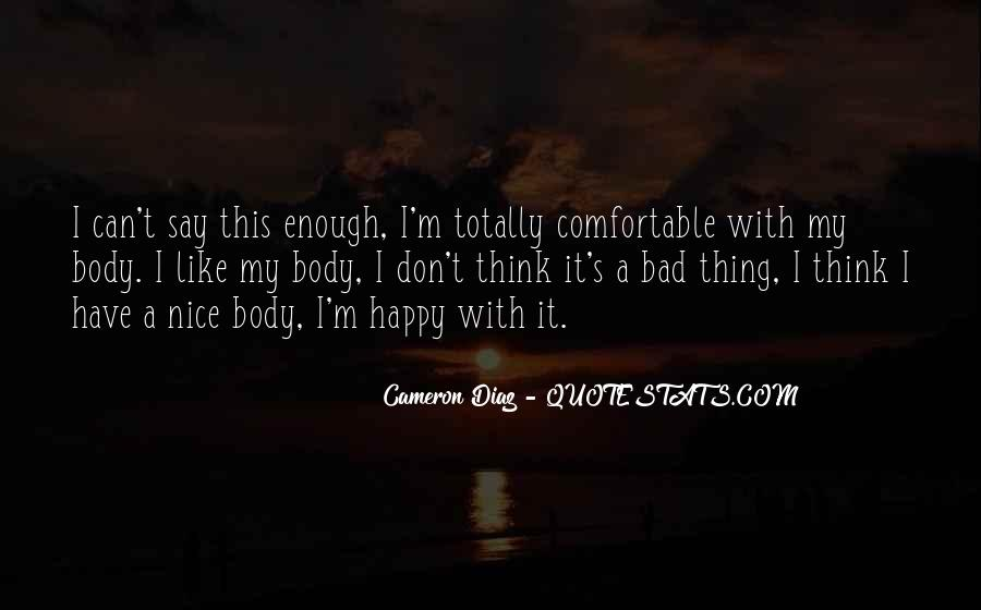 Quotes About Cameron Diaz #48772