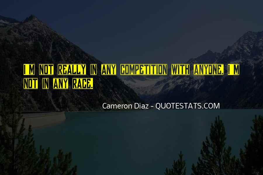 Quotes About Cameron Diaz #513045