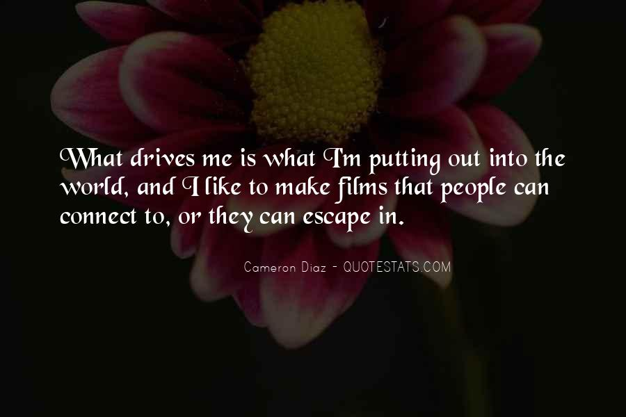 Quotes About Cameron Diaz #515146
