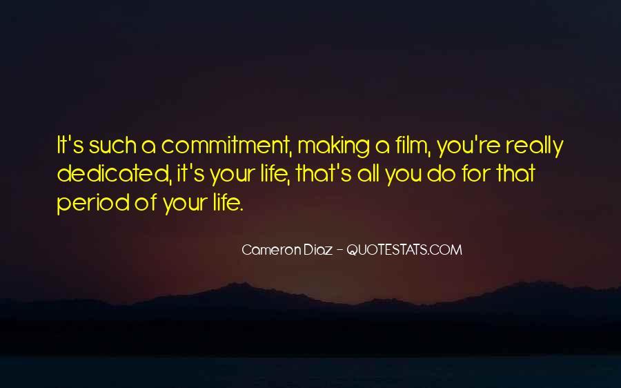 Quotes About Cameron Diaz #601379