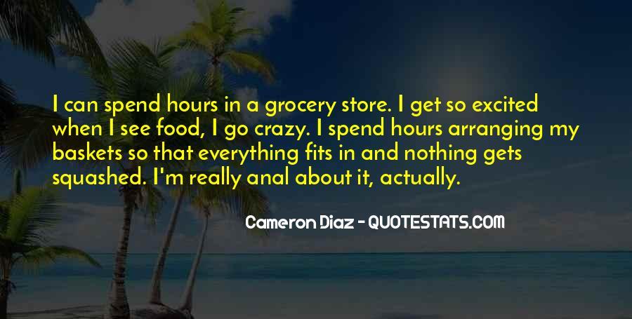 Quotes About Cameron Diaz #630739