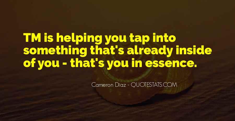 Quotes About Cameron Diaz #730141