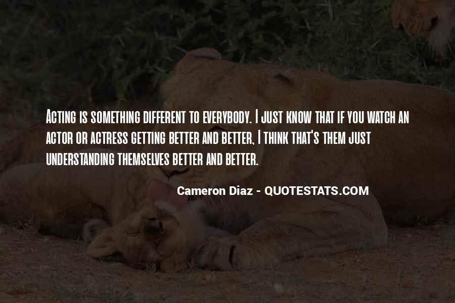 Quotes About Cameron Diaz #773942