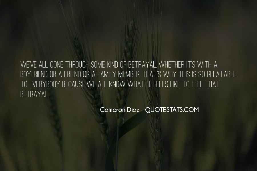 Quotes About Cameron Diaz #808398