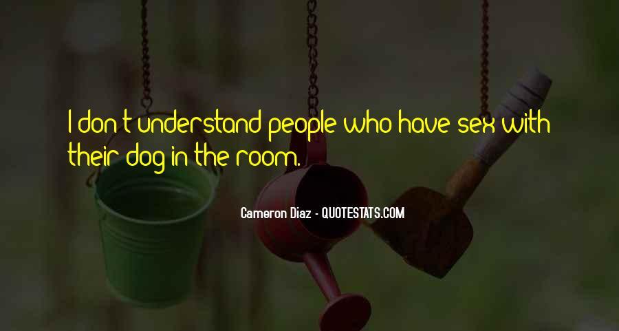 Quotes About Cameron Diaz #865297