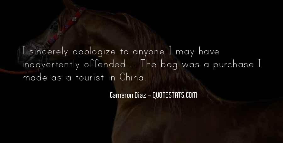 Quotes About Cameron Diaz #933800