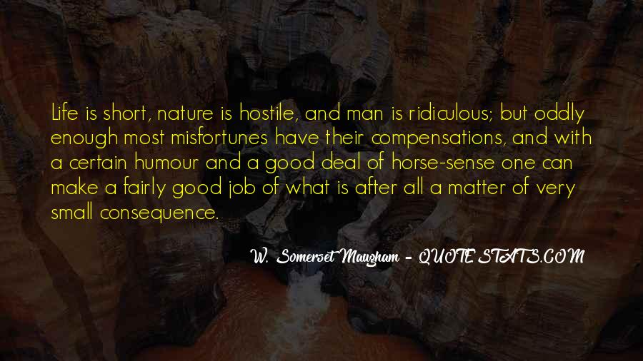 Short Horse Quotes #1069435