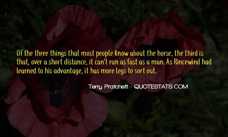 Short Horse Quotes #700205
