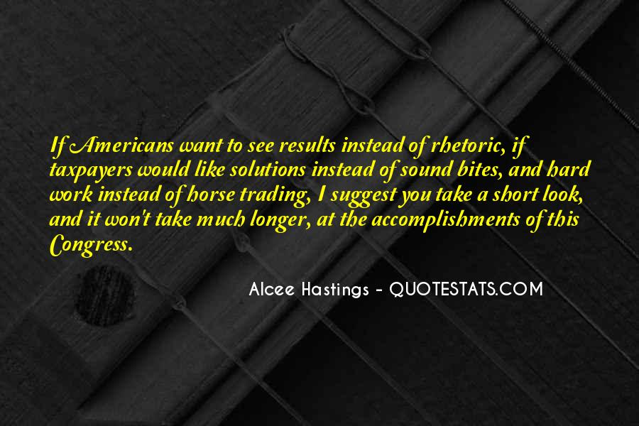 Short Horse Quotes #972409