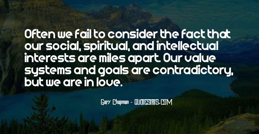 Short Intellectual Love Quotes #1757854