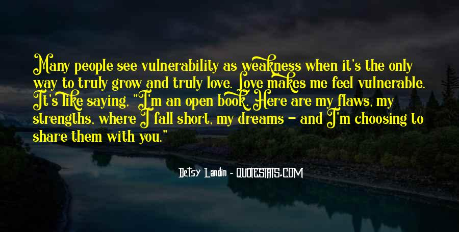 Short Love Dream Quotes #1450313