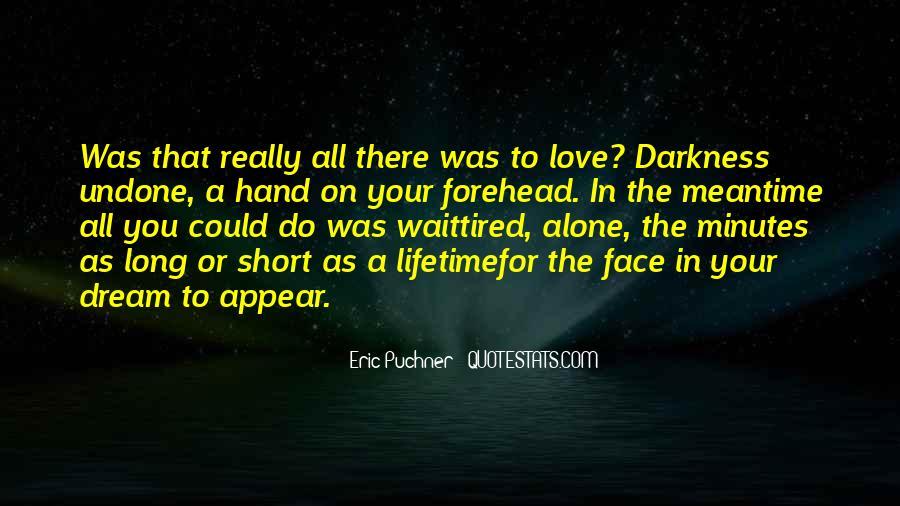 Short Love Dream Quotes #887021