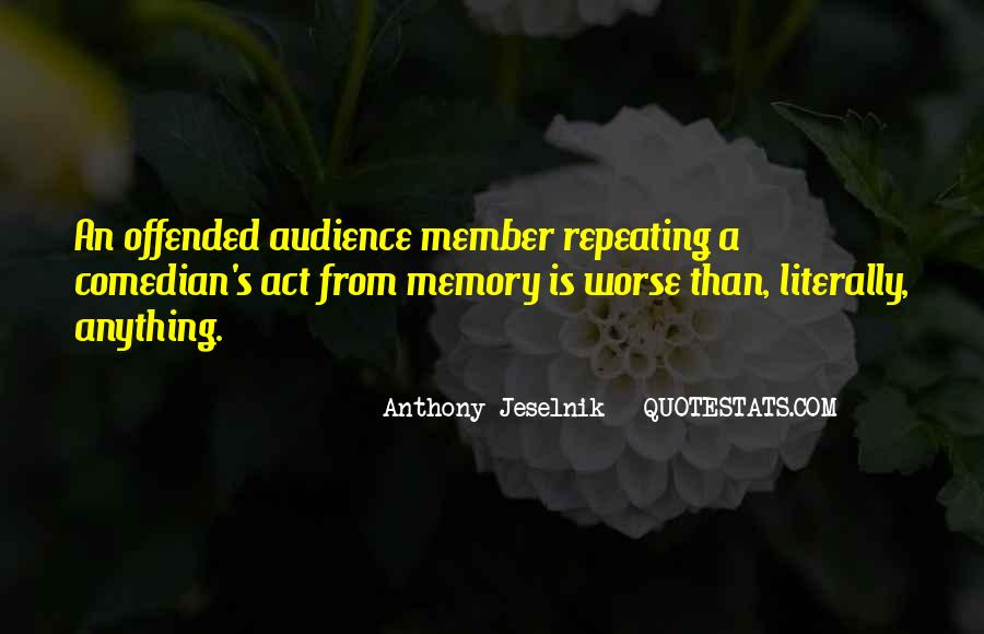 Short Memory Funny Quotes #1482772