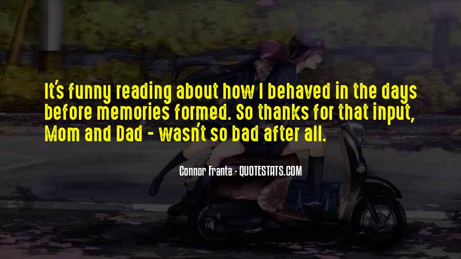 Quotes About Bad Childhood Memories #1274742