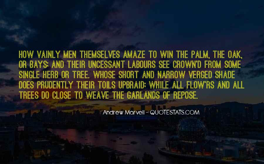 Short Palm Tree Quotes #1384989