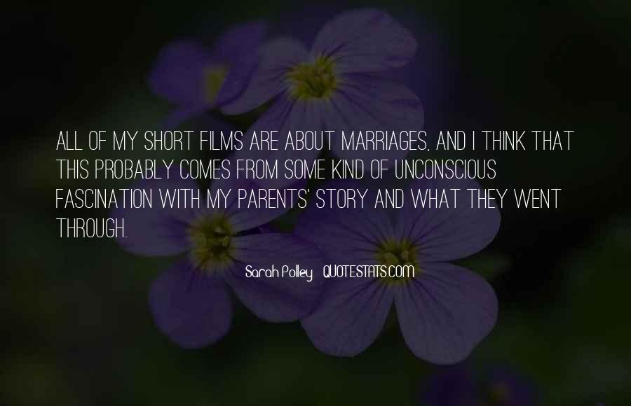 Short Parent Quotes #1007189