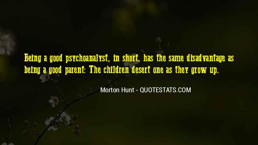 Short Parent Quotes #790324