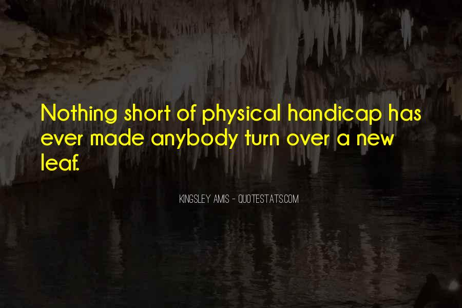 Short Physical Quotes #1124047