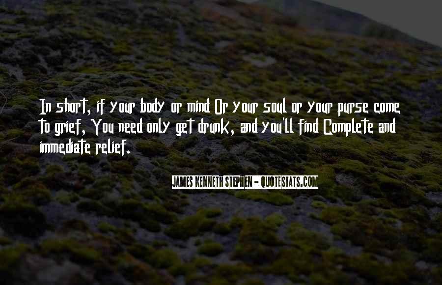 Short Purse Quotes #1784722
