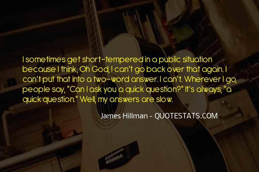 Short Quick Quotes #1264347