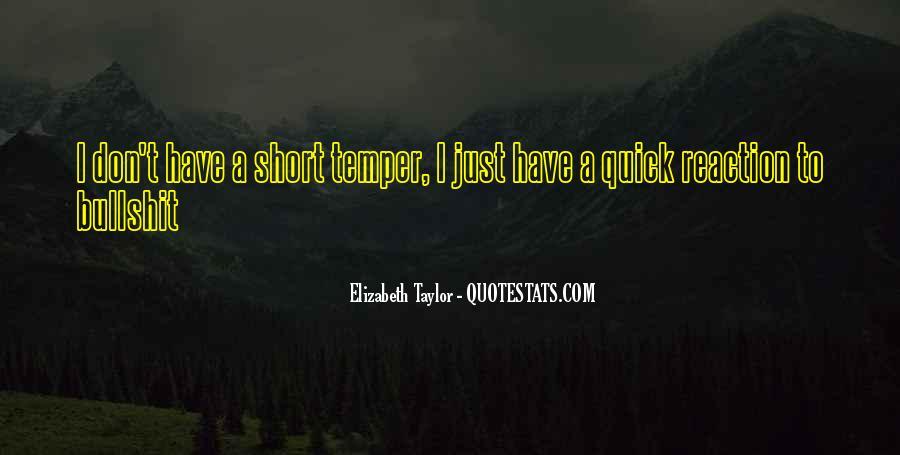 Short Quick Quotes #1499697