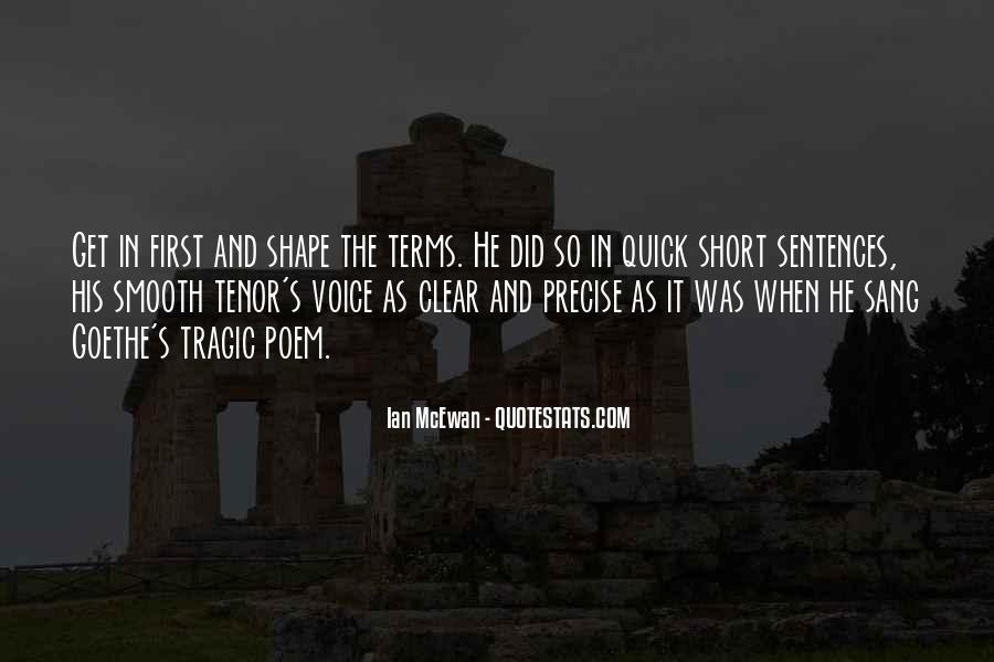 Short Quick Quotes #1702980
