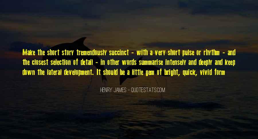 Short Quick Quotes #1759583