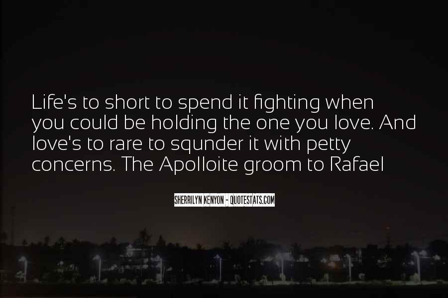 Short Quote Love Quotes #1356397