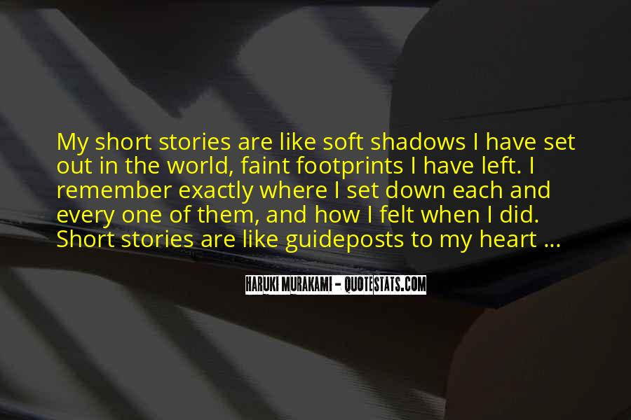 Short Soft Quotes #1475266