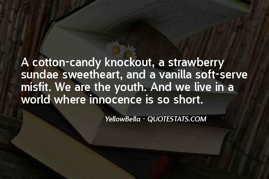 Short Soft Quotes #51435