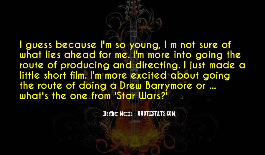 Short Star Quotes #1776910