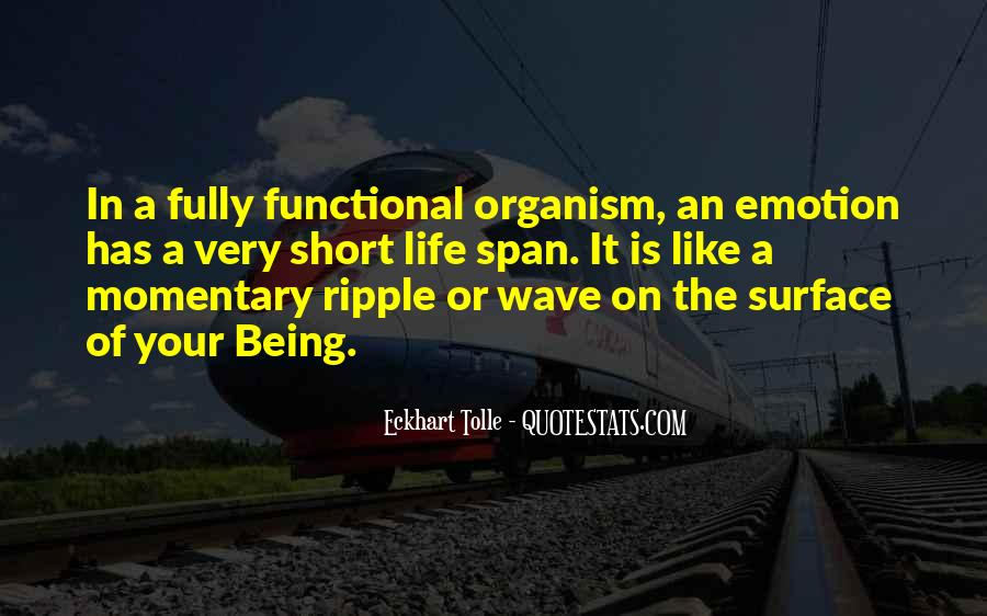 Short Wave Quotes #326301