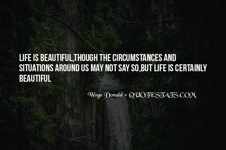 Short Wondrous Quotes #17401