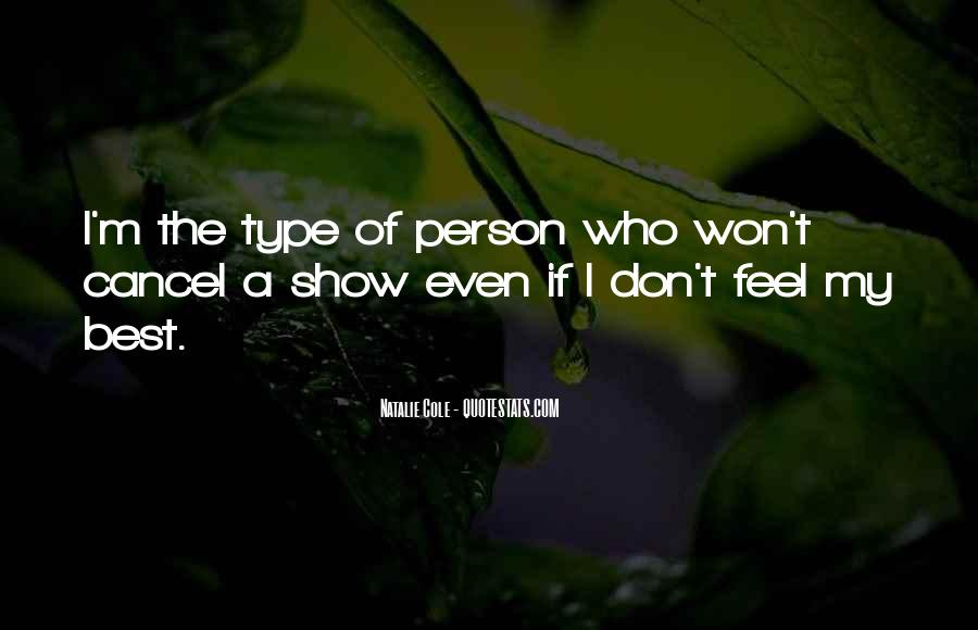 Show Me How You Feel Quotes #49517