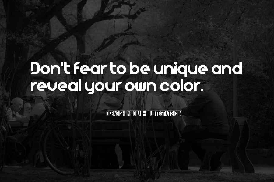 Show Me Your True Colors Quotes #330205