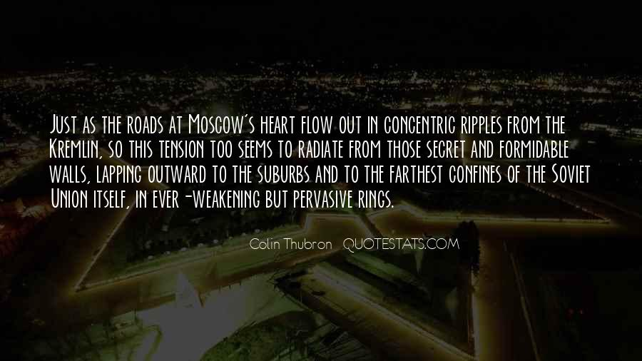 Quotes About Suburbs #117014