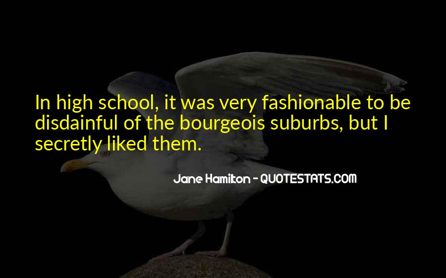Quotes About Suburbs #149173