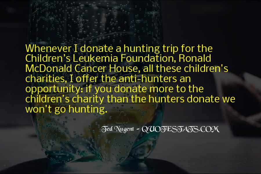 Quotes About Anti Hunting #921825