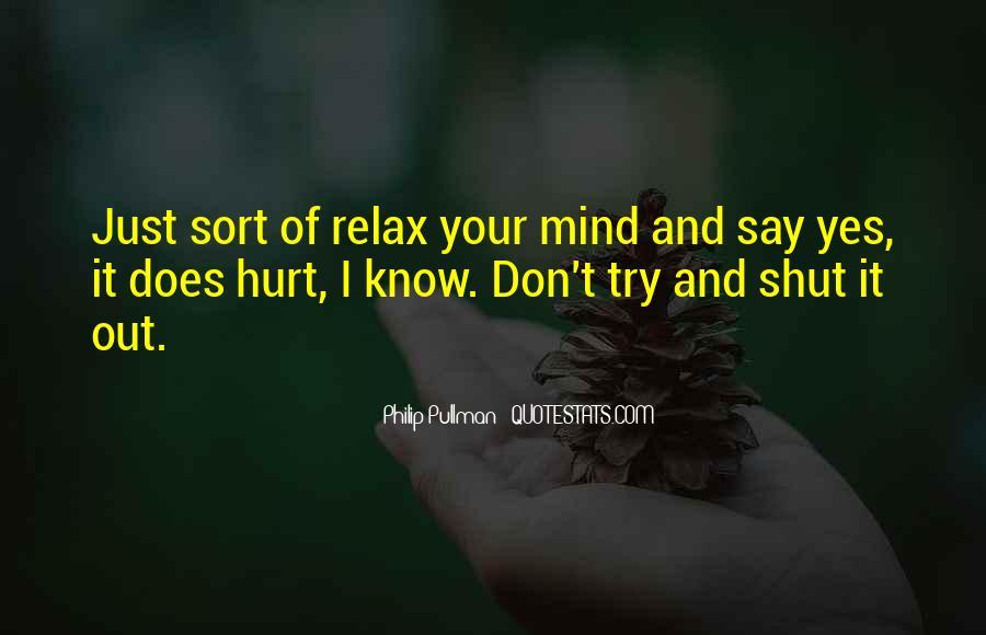Shut It Quotes #104522
