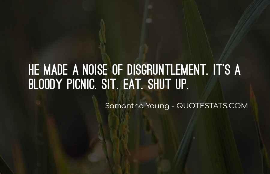 Shut It Quotes #132931