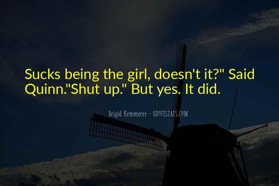 Shut It Quotes #143040