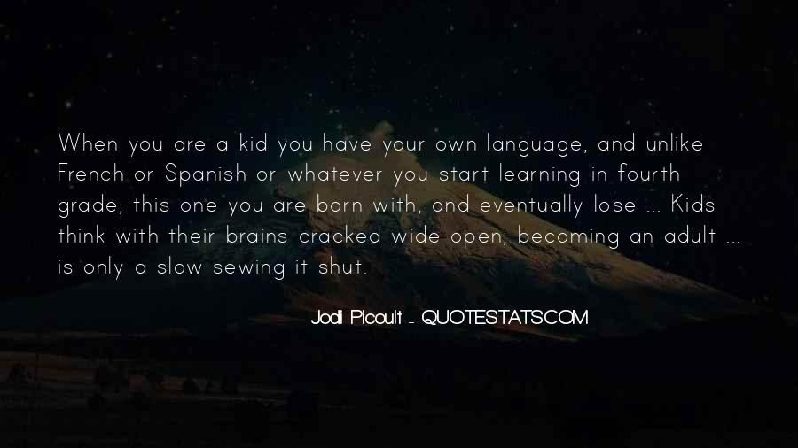 Shut It Quotes #155425