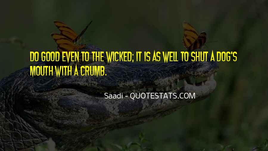 Shut It Quotes #24566