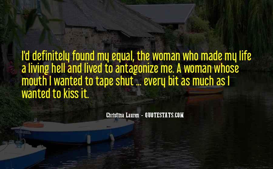 Shut It Quotes #4770