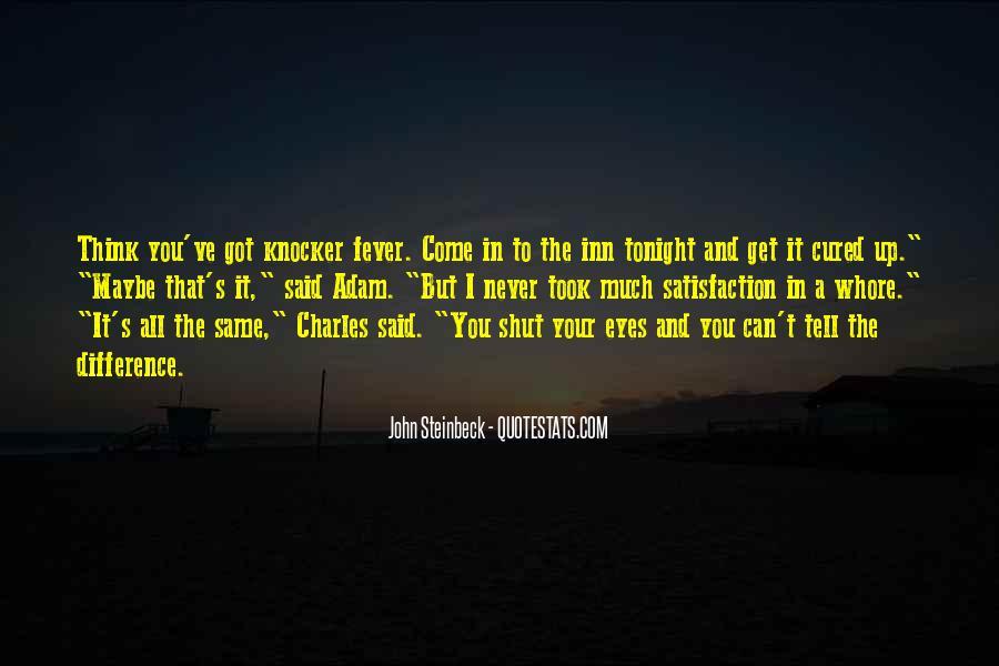 Shut It Quotes #66906